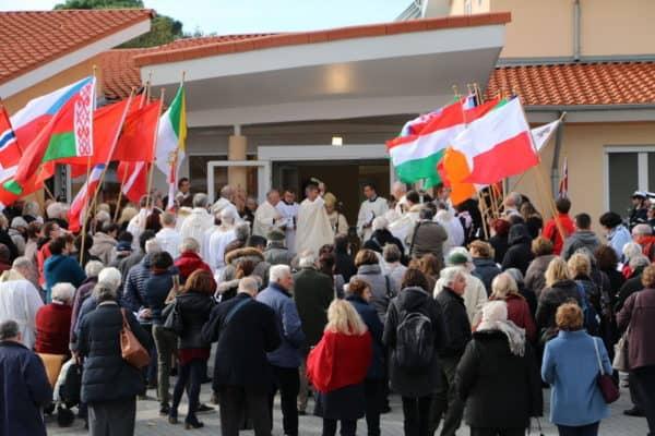 Belmonte.2017_bei der Einweihungsfeier der Domus Pater Kentenich in Belmonte (Rom)_2k