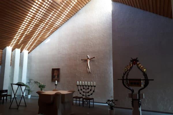 Immakulatakapelle auf Berg Moriah, Foto Löhr