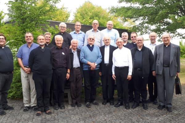 Teilnehmer der Moriah-Woche, Foto privat 2018